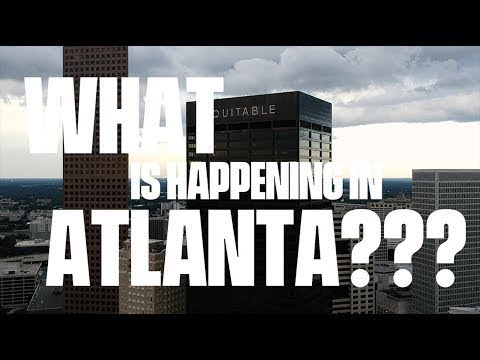 Gentrification is taking over ATLANTA!! Is that a good thing? I think it is