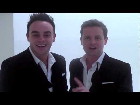 Ant and Dec Funny Interview & Photo Shoot for Tatler Magazine Jewellery