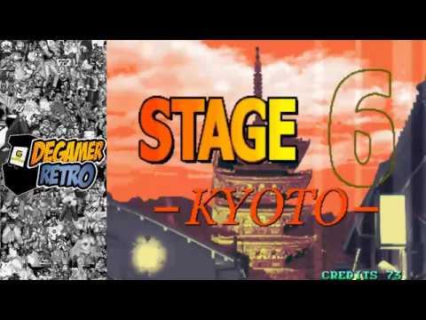 Sengoku 3 - Estagio Final: Kyoto - Coop