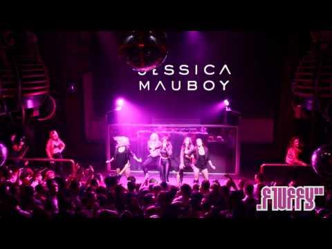 JESSICA MAUBOY [LIVE] 'SATURDAY NIGHT' @ FLUFFY