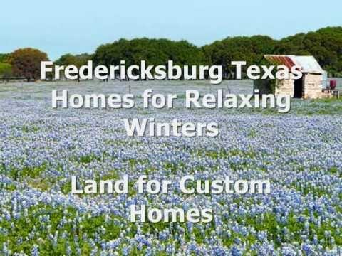 Winter Homes in Fredericksburg Texas.wmv