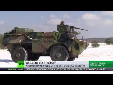 EU army plans: Union pushes for new security strategy, European army as option