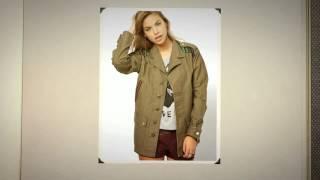 видео Стиль милитари в женской одежде