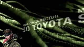 Snake Eater (kazoo/guitar parody)