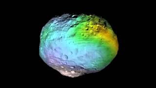 Hydrogen Hot Spots on Vesta
