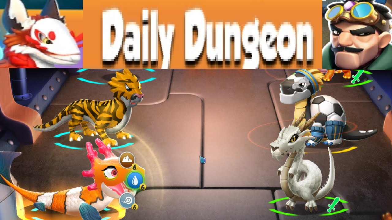 new dungeon update  - dragon mania legends pc walkthrough part 48