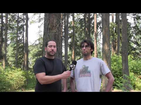 Fantasy Sports Radio: Nick and Sky truck through Eugene Oregon!