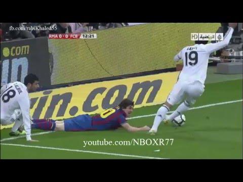 مباراة برشلونة vs ريال مدريد  المباراة كاملة تعليق عصام الشوالي10-04-2010-HD