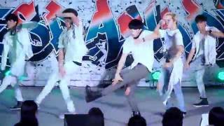 160827 Helios cover SHINee - Lucifer @ Esplanade Cover Dance#3 (Audition)