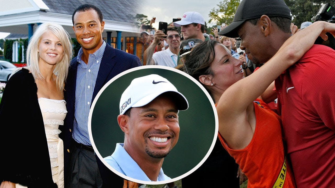 Tiger Woods Family Video 👪 With Ex-Wife Elin Nordegren and ...