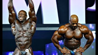 2018 Olympia Finals: Full Recap + Results (HD)
