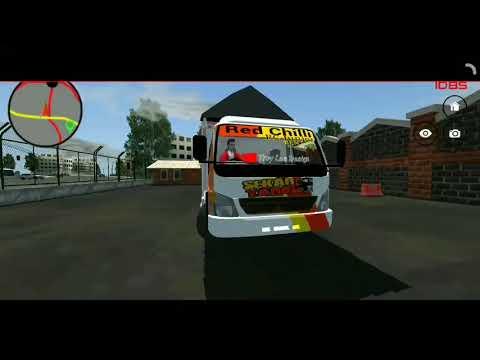 "Review & Share Livery || Sekar Taro ""Red Chilli"" || IDBS Truk Simulator Indonesia"