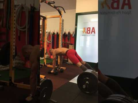 Renegade Row  at AB Sport Performance