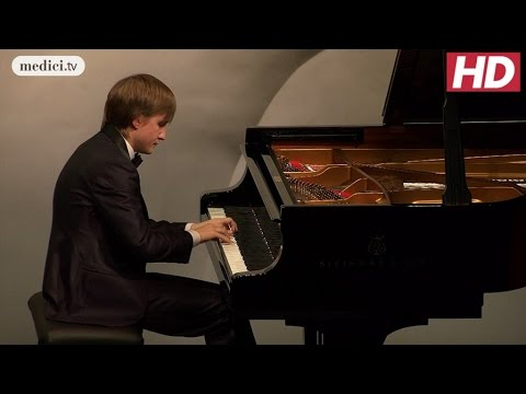 Dmitry Masleev - Sonata in Dm, K. 1 - Domenico Scarlatti