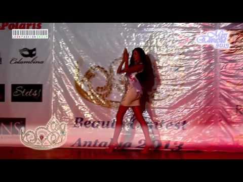 MISS EURASIA-2013 The final show. Top 12