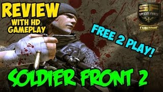 Soldier Front 2 Review (Free to Play Game)