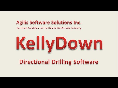 KellyDown Directional Drilling Software