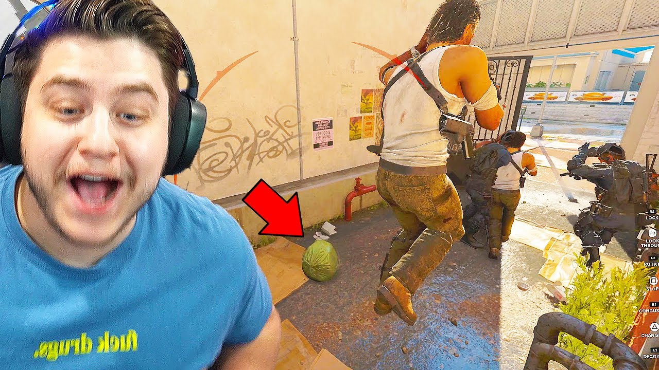 I finally enjoyed PROP HUNT while getting bullied and ignored