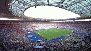 Чемпионат Европы по футболу завершится противостоянием сборных Франции и Португалии