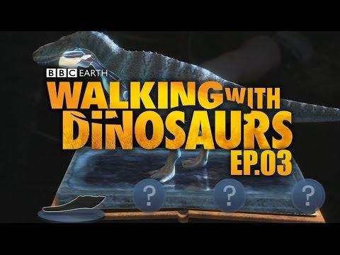 Walking With Dinosaurs : Wonderbook | Ep.03 - Skin & Bone.