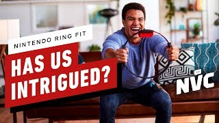 Why Nintendo's Ring Fit Has Us.. Intrigued?