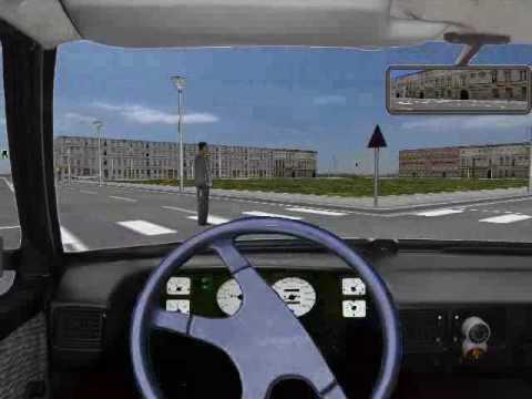 Symulator jazdy samochodem v1.0 - Morannon