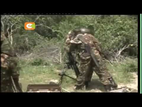 KDF recovers stolen vehicle, medicine from Al-Shabaab