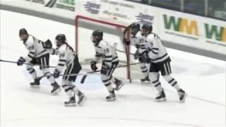 UNH Women's Hockey vs BU Highlights 2/17/18