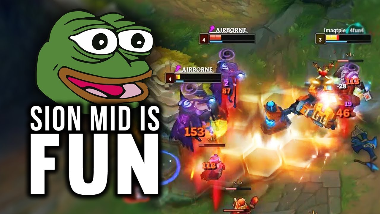 imaqtpie-sion-mid-is-fun