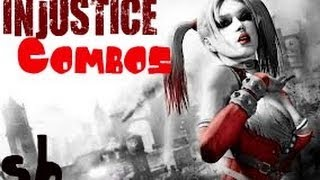 Injustice- Harley Quinn Combo Collection by SinisterBeet