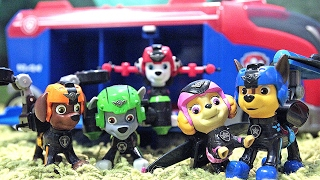 Щенячий Патруль на русском Щенки Шпионы. Paw Patrol Air Patroller Air rescue Mission Pups Exclusive.