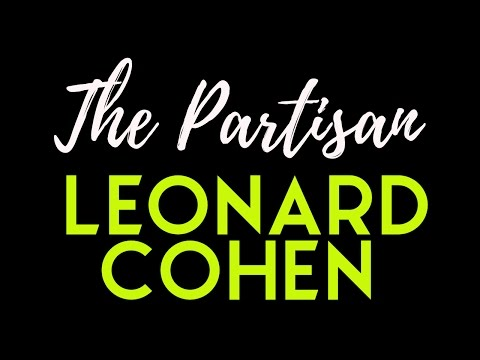 The Partisan - Leonard Cohen cover by Molotov Cocktail Piano