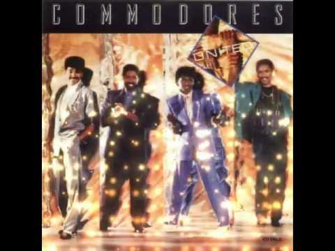 The Commodores-United in love(vinyl)