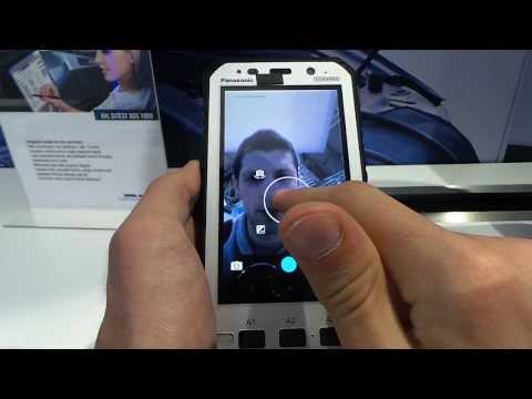 Panasonic Toughpad FZ-X1 Video clips