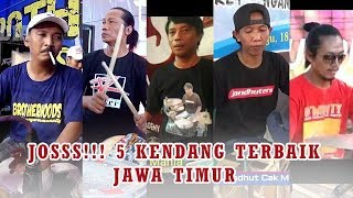 JOSS !! 5 Kendang Terbaik 2018 Jawa Timur