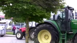 Niemcy - tak wygląda strajk rolników