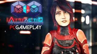 Attractio Gameplay (PC HD)