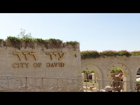 The City of David and more...Warren's Shaft, Hezekiah's and the Canaanite Tunnels