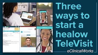 healow TeleVisits: How to get your patients started with healow TeleVisits