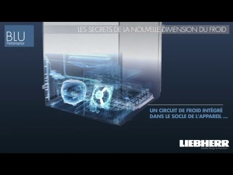 Liebherr Blu Performance Le Froid Fait Sa Revolution Youtube