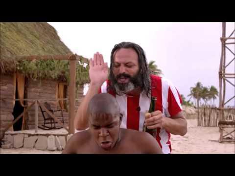 robinson crusoe ve cuma 2015 komedi film...