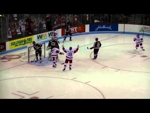 Boston University vs Boston College Game Highlights 11/08/2013