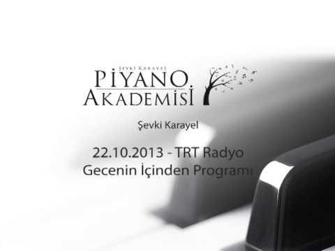 Şevki Karayel - TRT Radyo / Gecenin İçinden Programı