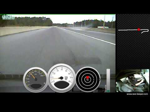Doc GTO 911TT Drag strip In-Car