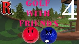 GOLF WITH FRIEND'S ep4: THE GAME IS THE ENEMY