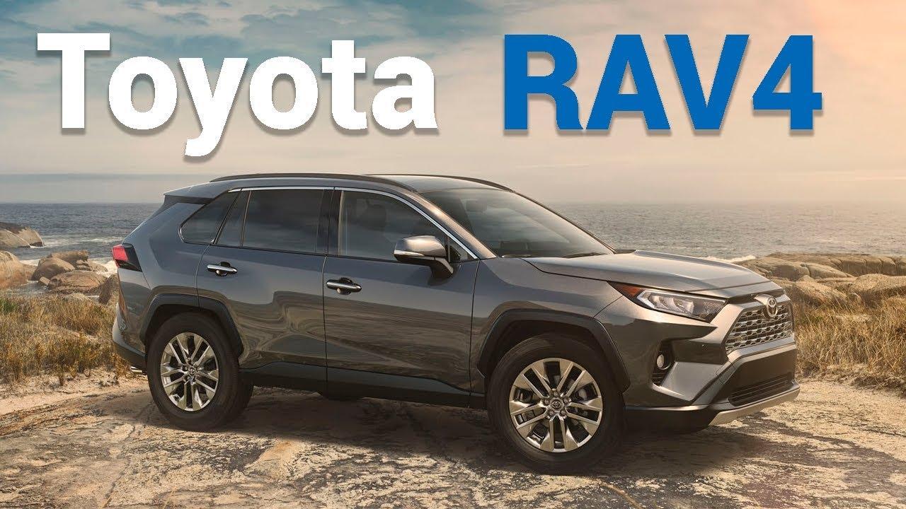 Toyota Suv 2019 >> Toyota RAV4 2019 - 10 cosas que debes saber - YouTube