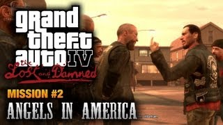 GTA: The Lost and Damned - Mission #2 - Angels in America (1080p)