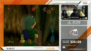 STR 2016 - Zelda: Ocarina of Time 100% No Source Requirement Speedrun in 3:22:43 by ZFG