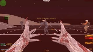 Counter-Strike: Zombie Escape Mod - ze_Portal2_test on EVILZCS