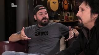 UN CAFÉ CON: JOHNNY INDOVINA de Human Drama en Revista GuitarraMX
